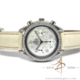 Omega Speedmaster Diamond Mother of Pearl 3815.71.53 Automatic