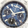 Breitling Chronomat 41 Ref A014C30PA Blue Dial Japan Exclusive (2011)