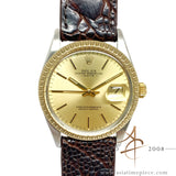 Rolex Oyster Date 15053 Automatic Vintage Watch (Year 1982)