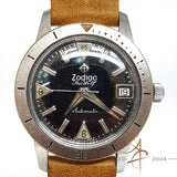 Zodiac SeaWolf Automatic Vintage Watch