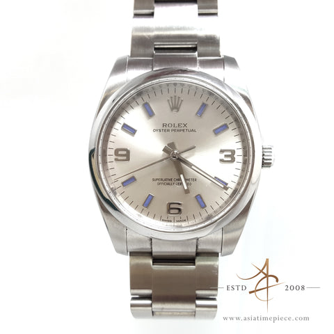 Rolex Oyster Perpetual 34 Ref 114200 34mm (Year 2015)