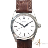 Rolex Oyster Speedking Ref 6420 Midsize 31mm Vintage Watch (1960)