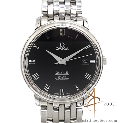 Omega De Ville Prestige Co-Axial 36.5 mm Ref 45745000 (2019)