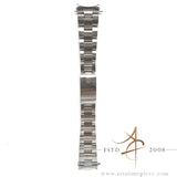 Rolex 19mm Oyster Steel Bracelet 78350 End Links 557 (1991)