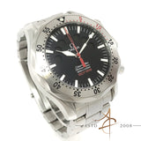 (SOLD) Omega Seamaster Professional 300m Apnea Jacques Mayol 2595.50. Chronograph