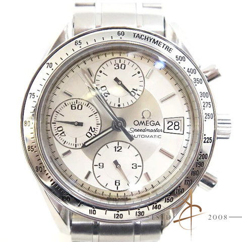 (SOLD) Omega Speedmaster Automatic Chronograph Ref 3513.30