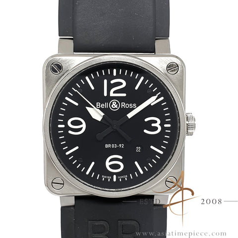Bell & Ross BR0392 Steel 42mm (2017)