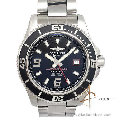 Breitling Superocean 44 A17391 Dive Watch