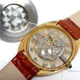 Universal Geneve Vintage Gold Micron Mechanical Winding Watch