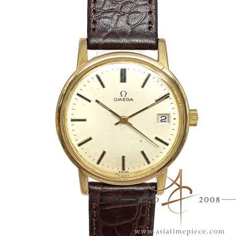 Vintage Omega Winding 35mm Watch