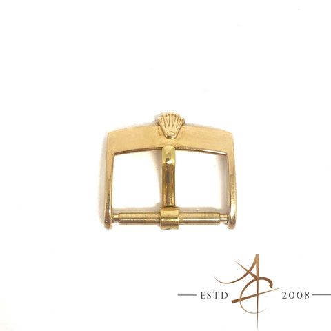 Rolex 18K Yellow Gold 16mm Buckle