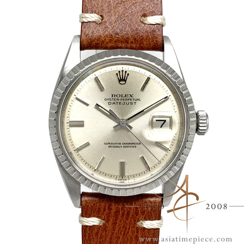 Rolex Datejust 1603 Automatic Vintage Watch (1968)