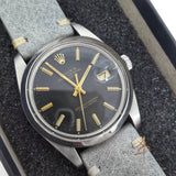 Rolex Oyster Date Reference 15000 Vintage Watch (Year 1989)