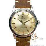 Omega Seamaster Automatic Bumper Vintage Watch