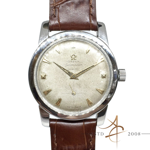 Omega Seamaster Automatic Honeycomb Sub Dial Vintage Watch
