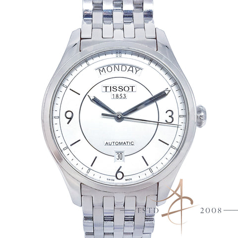 Tissot 1853 T038430A Day Date Automatic Watch