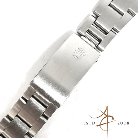 Rolex 78350 Oyster 19mm Steel Bracelet End Link 557 (Year 1983)