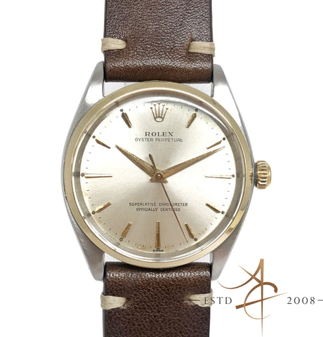 Rolex Oyster Perpetual Bubbleback Ref 1002 (1961)