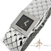 Chanel Matelasse Quartz Women's Steel Bangle Watch