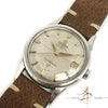 Omega Constellation Pie Pan Crosshair Dial Automatic Chronometer Vintage Watch (Year 1961)