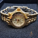 "Tag Heuer S/el Series ""Sports Elegance"" Ladies Gold Plated Vintage Watch S94.708"