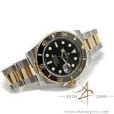 Rolex Submariner Date 116613LN Ceramic Black Gold (2009)