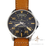 Hamilton Khaki Pilot Day Date Swiss Automatic Watch H64645531 (Still in Warranty)