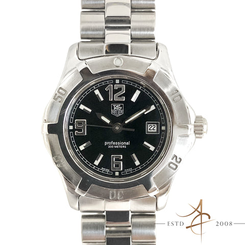 Tag Heuer 2000 Women's WN1310 Quartz 28mm Watch
