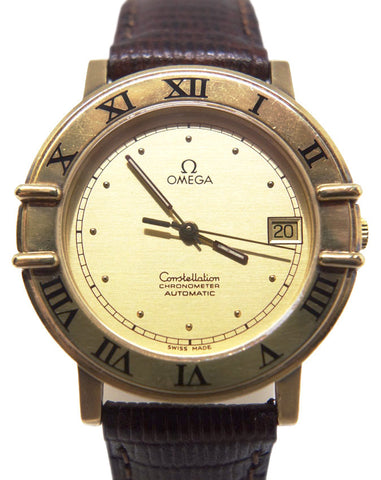 Omega Constellation Chronometer Automatic 18K