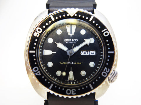 Seiko Vintage Turtle Dive Watch 6309