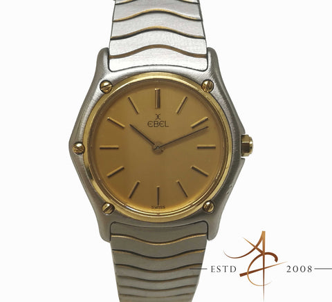 Ebel Classic Wave Lady Watch