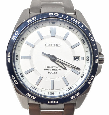 Seiko Kinetic Auto Relay