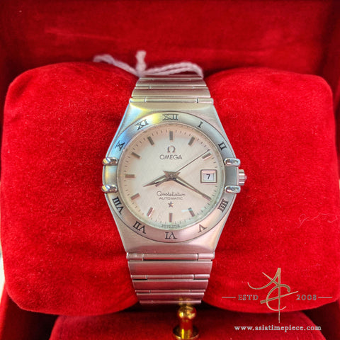Omega Constellation '95 Steel Ladies Watch 1592.30.00
