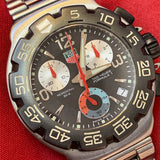 Tag Heuer Formula 1 Chronograph Men's Watch CAC1110