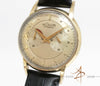 LeCoultre Futurematic Bumper 10K Gold Filled Vintage Watch