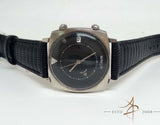Lecoultre Cushion Case Vintage Alarm Watch