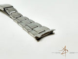 Rolex 17mm Oyster Riveted Steel Bracelet Band End Links 51 67
