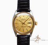 Rolex Oyster Perpetual Datejust Ref 16013 Vintage Watch (Year 1979)