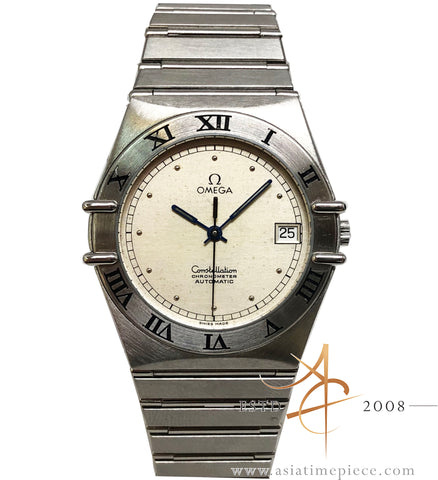 Omega Constellation Chronometer Watch Cal: 1109