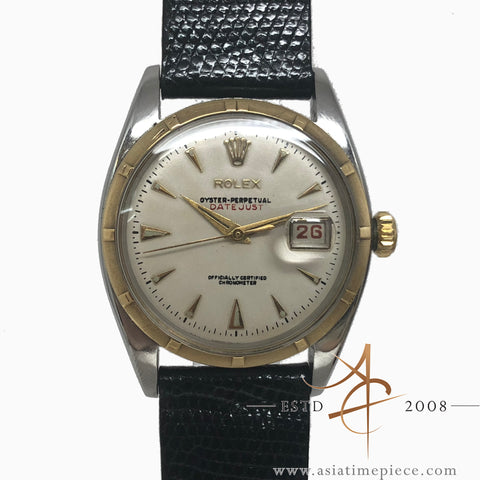 Rolex Oyster Perpetual Bubbleback Ref: 6305 (Year 1955)