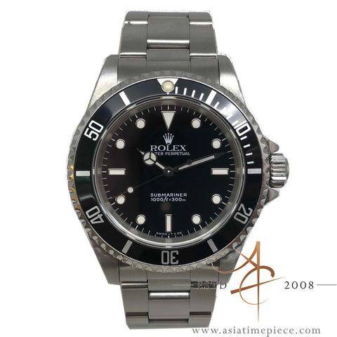 Rolex Submariner Watch Ref: 14060 (Year 1991)