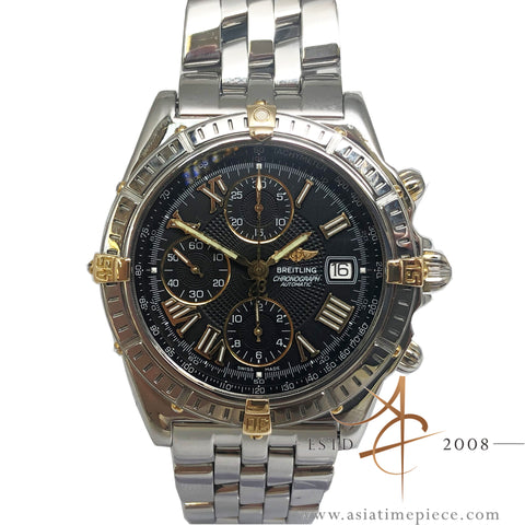 Breitling Windrider Crosswind Chronograph A13055