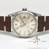 Rolex Datejust 16014 Silver Dial Vintage Watch (Year 1979)