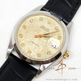 Rolex Oysterdate Precision Vintage Watch Ref: 6694 (Year 1971)