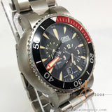 Oris Divers TT1 Meistertaucher Regulateur Automatic Watch
