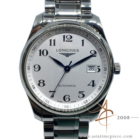 Longines Master Collection Date 40mm Automatic Watch (2019)