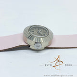 Tudor Chameleon Ladies 18K White Gold Watch Ref: 1703