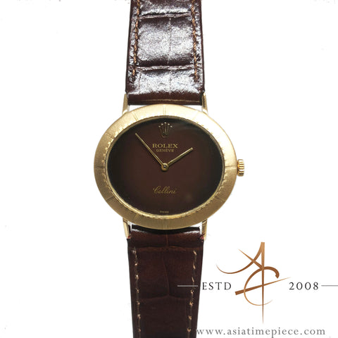 Rolex Vintage Cellini 18K Solid Gold Ref: 4083