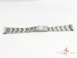 Rolex Ref 7205 Rivet Oyster Steel 19mm Bracelet End Links 60