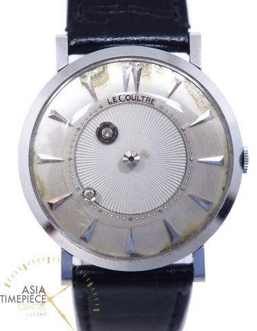 LeCoultre Vintage Mystery Dial 14K